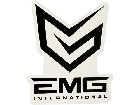 EMG Logo Die Cut Vinyl Sticker