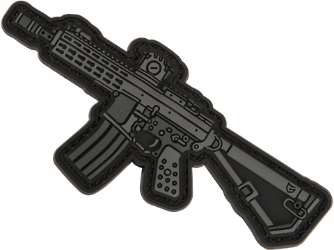 EMG Miniaturized Weapons PVC Morale Patch (Type: Knight's Armament Company PDW Compact)