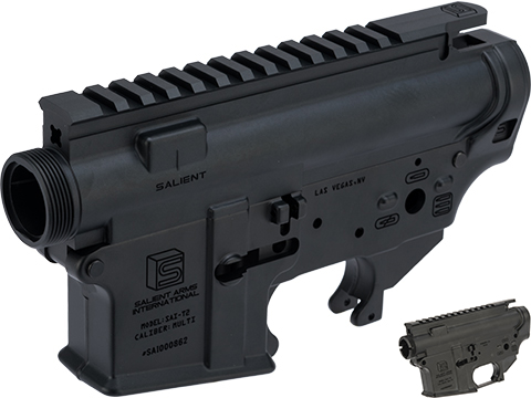 EMG SAI AR-15 Forged Receiver for Gas Blowback Airsoft Rifles by RA-Tech