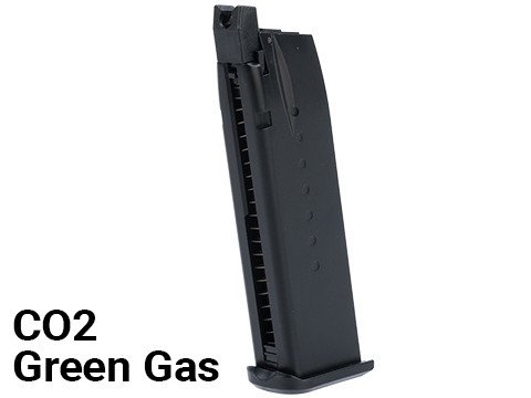 EMG 25rd Magazine for Hudson� H9 Series GBB Parallel Training Pistols (Model: Green Gas)
