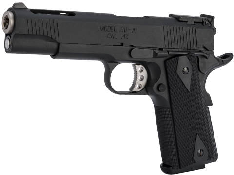 AW Custom NE12 Series 1911 GBB Pistol (Color: Black)