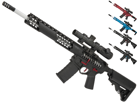 EMG F-1 Firearms BDR-15 Airsoft AEG Training Rifle w/ eSE Electronic Trigger