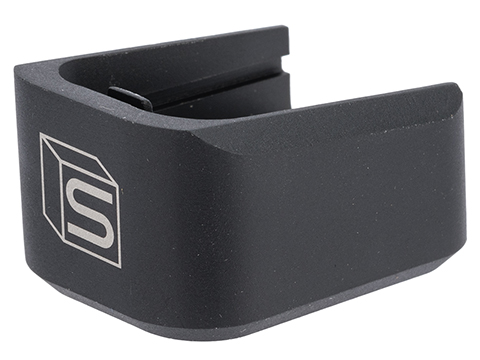 EMG / Salient Arms International 2011 Base Plate for Hi-Capa Series Airsoft Gas Magazines (Color: Black / CO2)