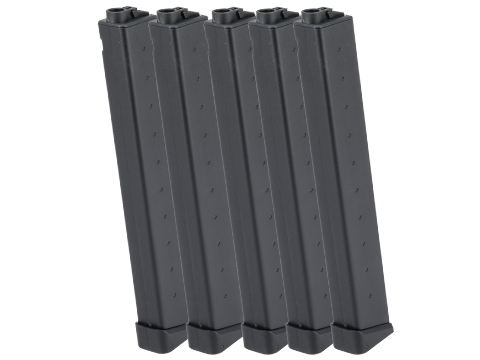 EMG 300rd Hi-Capacity Magazine for EMG Jack9 Airsoft AEGs (Quantity: Box of 5)