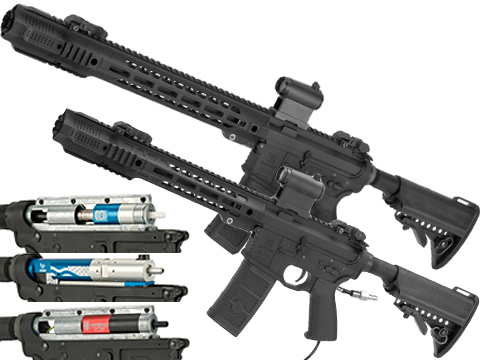 EMG / SAI Licensed AR-15 GRY HPA Training Rifle w/ JailBrake Muzzle