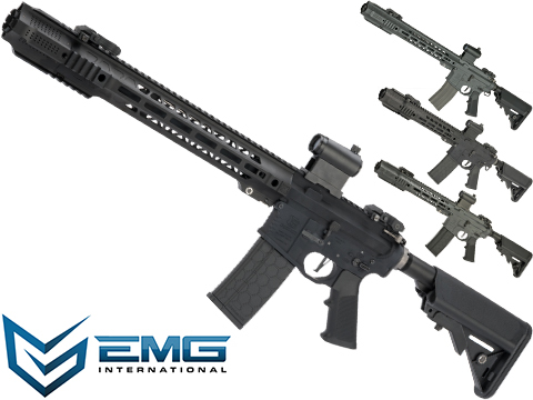 EMG / SAI / Fight Club Custom Limited Edition AR-15 GRY PTW Training Rifle