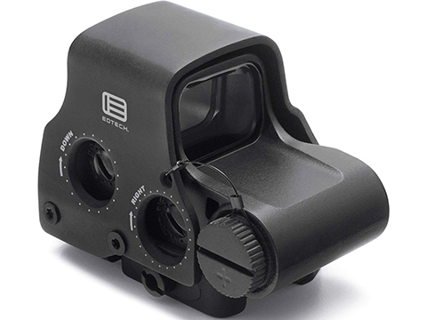 EOTech EXPS3™ CR123 Holographic Weapon Sight (Reticle: 1 MOA Dot / 65 MOA Circle)