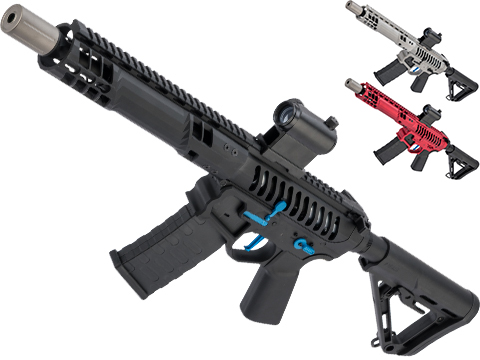 Evike Performance Shop Custom EMG F-1 Firearm SBR Airsoft AEG Rifle