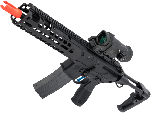 Evike Performance Shop Custom SIG SAUER ProForce MCX VIRTUS AEG (Model: 11.5 Barrel PDW / 350 FPS)