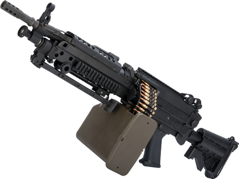 Evike Performance Shop Custom G&P MK46 Airsoft AEG Light Machine Gun
