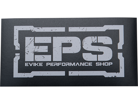 Evike Performance Shop Logo Die Cut Vinyl Sticker