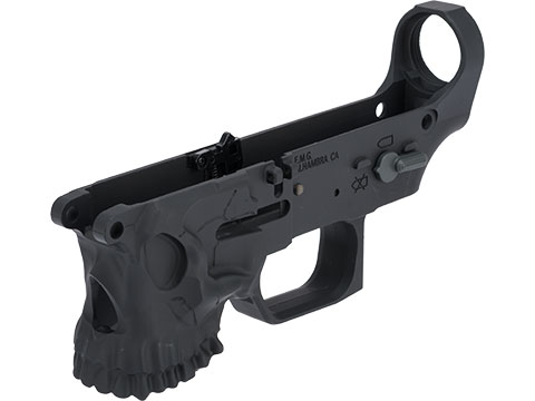 EMG / Sharps Bros. Licensed Jack AEG Lower Receiver (Color: Black)