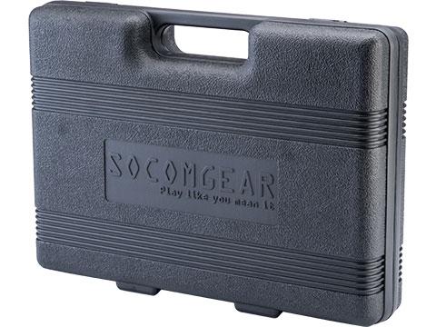 SOCOM Gear Madbull 15 Professional Hard Shell Shooter's Pistol Case