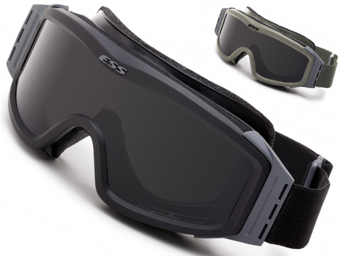 ESS Profile NVG Ballistic Goggles with Stealth Sleeve