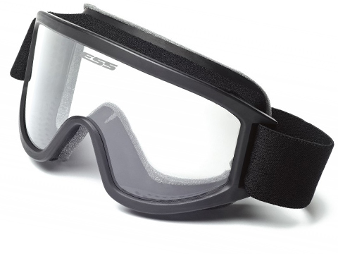 ESS Tactical XT Ballistic Goggles (Color: Black / Clear)