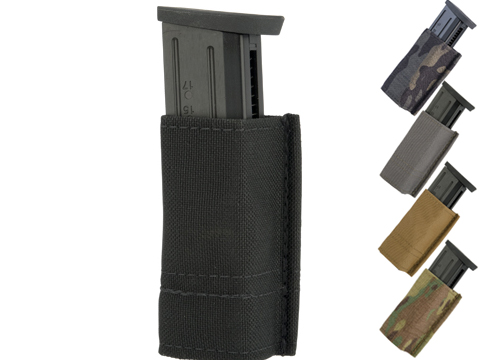 Esstac Single Pistol Magazine KYWI Pouch (Color: Black)