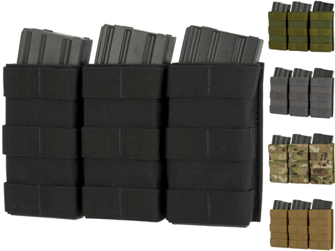 Esstac Triple Tall 5.56mm KYWI Magazine Pouch