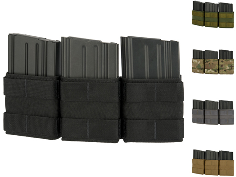 Esstac Triple 7.62mm Shorty KYWI Magazine Pouch