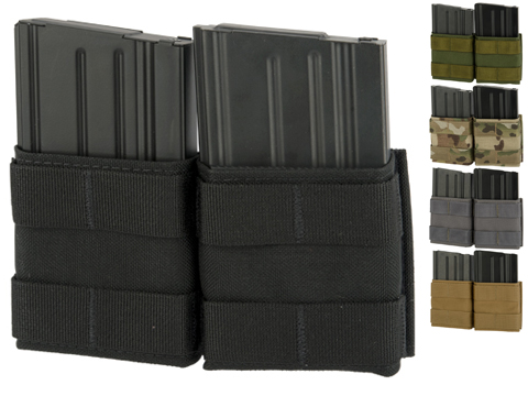 Esstac Double 7.62mm Shorty KYWI Magazine Pouch