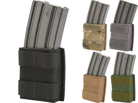 Esstac Single Shorty 5.56mm KYWI Magazine Pouch (Color: Multicam)
