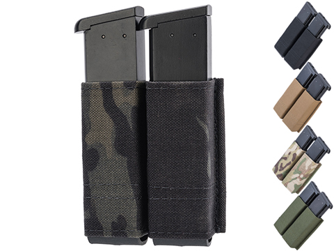 ESSTAC 1911 Double Magazine KYWI Pouch w/ Belt Loops