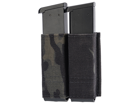 ESSTAC 1911 Double Magazine KYWI Pouch w/ Belt Loops (Color: Multicam Black)