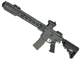 EMG / Salient Arms International X Fight Club Custom Limited Edition PTW Airsoft Training Rifle with Cerekote Grey Finish