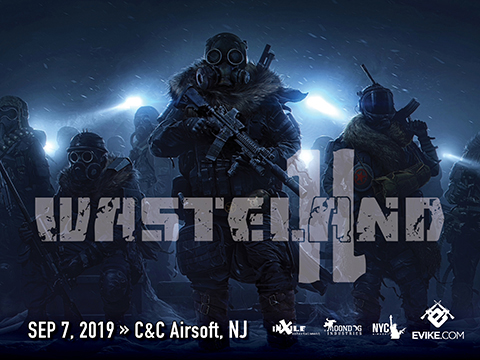 Operation Wasteland 11 September 07, 2019 - Stanhope, NJ
