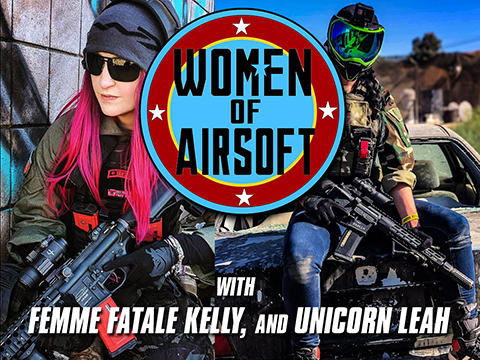 High Ground Airsoft - Women of Airsoft 2019 (October 5th, 2019 @ HGA Spring, TX)