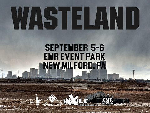 Operation Wasteland 12 September 5th and 6th 2020 - New Milford, PA
