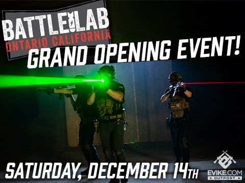Battle Lab Ontario - Grand Opening Event! Saturday December 14th, 2019