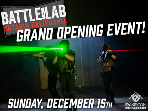 Battle Lab Ontario - Grand Opening Event! Sunday December 15th, 2019