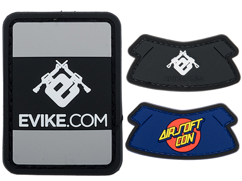 Evike.com DOGE Gear Hook & Loop Morale Patch