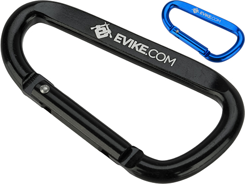 Evike.com Licensed QD Tactical Metal Carabiner Type Keychain