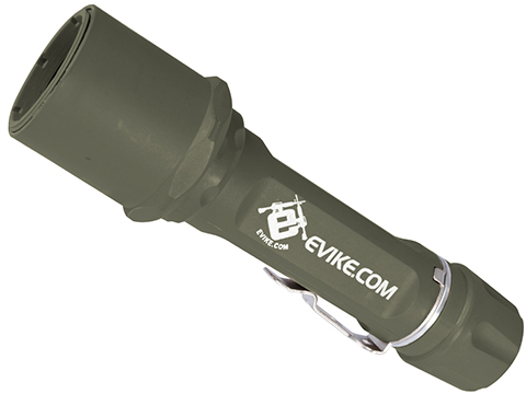 G&P / Evike.com G2 LED 170 Lumen Tactical Personal / Weapon Light (Package: OD Green / Light Only)