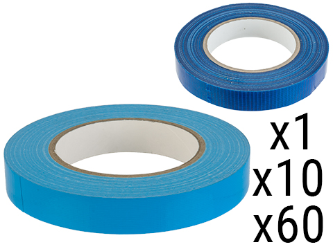 Evike.com 3/4 Official Water Resistant Airsoft Safety Marking Tape