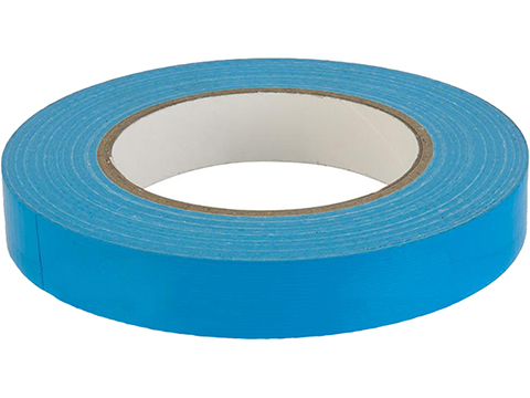 Evike.com 3/4 Official Water Resistant Airsoft Safety Marking Tape (Color: Baby Blue / 164ft)