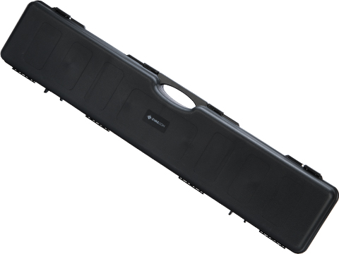 Evike.com Armory Series Rifle Case w/ Foam Padding (Length: 49 / Black)