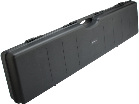 Evike.com Armory Series Rifle Case w/ Foam Padding (Length: 55 / Black)