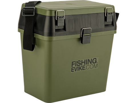 FISHING.EVIKE The Fishing Portable High Speed Tackle Box