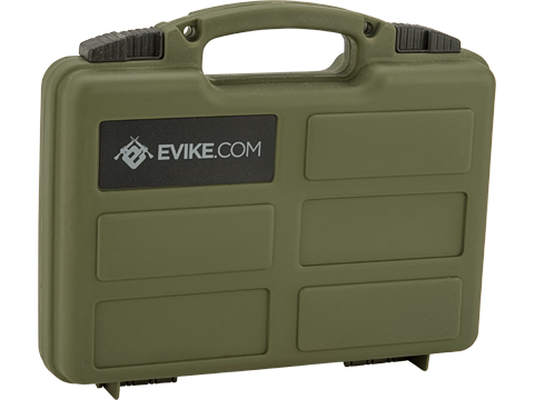 Evike.com Armory Case w/ Customizable Grid Foam (Color: OD Green)