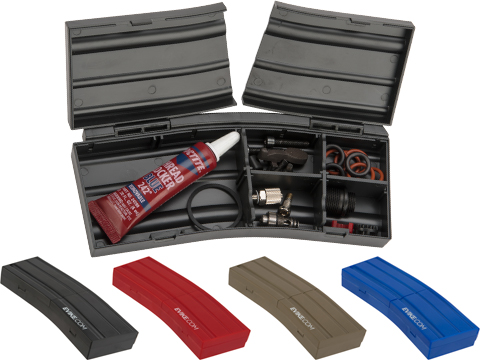 Evike.com M4 AR15 Magazine Shaped Accessory Tool Box
