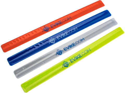 Evike.com High Visibility Reflective Slap Band