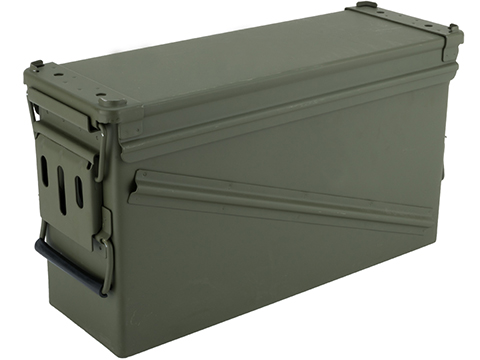 Brand New Metal Ammo Container (Type: PA120)