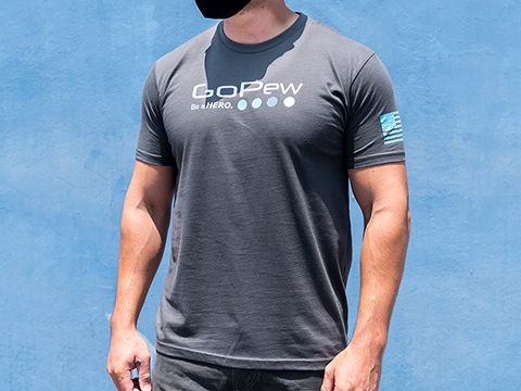 Evike Exclusive GoPew Casual Graphic Tee