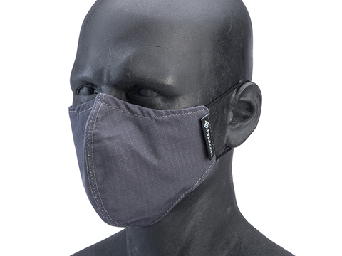 Evike.com NyCo Reusable Washable Face Mask (Color: Gray)