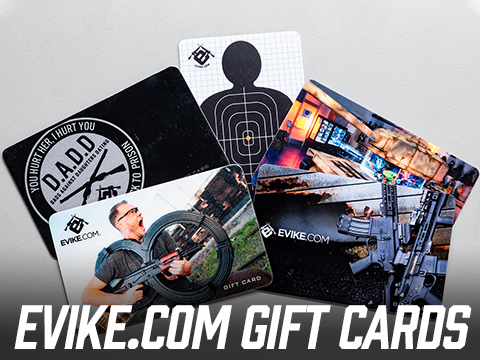 Evike.Com Gift Card - The Perfect Gift