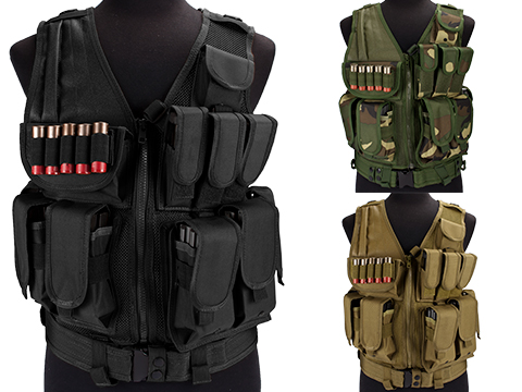 Airsoft Zombie Hunter Starter's Tactical Vest Package