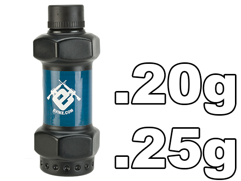 Evike.com Thunder-B Portable 1150 Round BB Bottle (Weight: .20g BBs)
