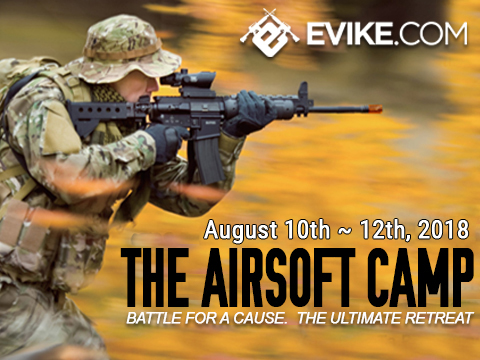 The Airsoft Camp 2018 - The Ultimate Airsoft Retreat (August 10th-12th, 2018)